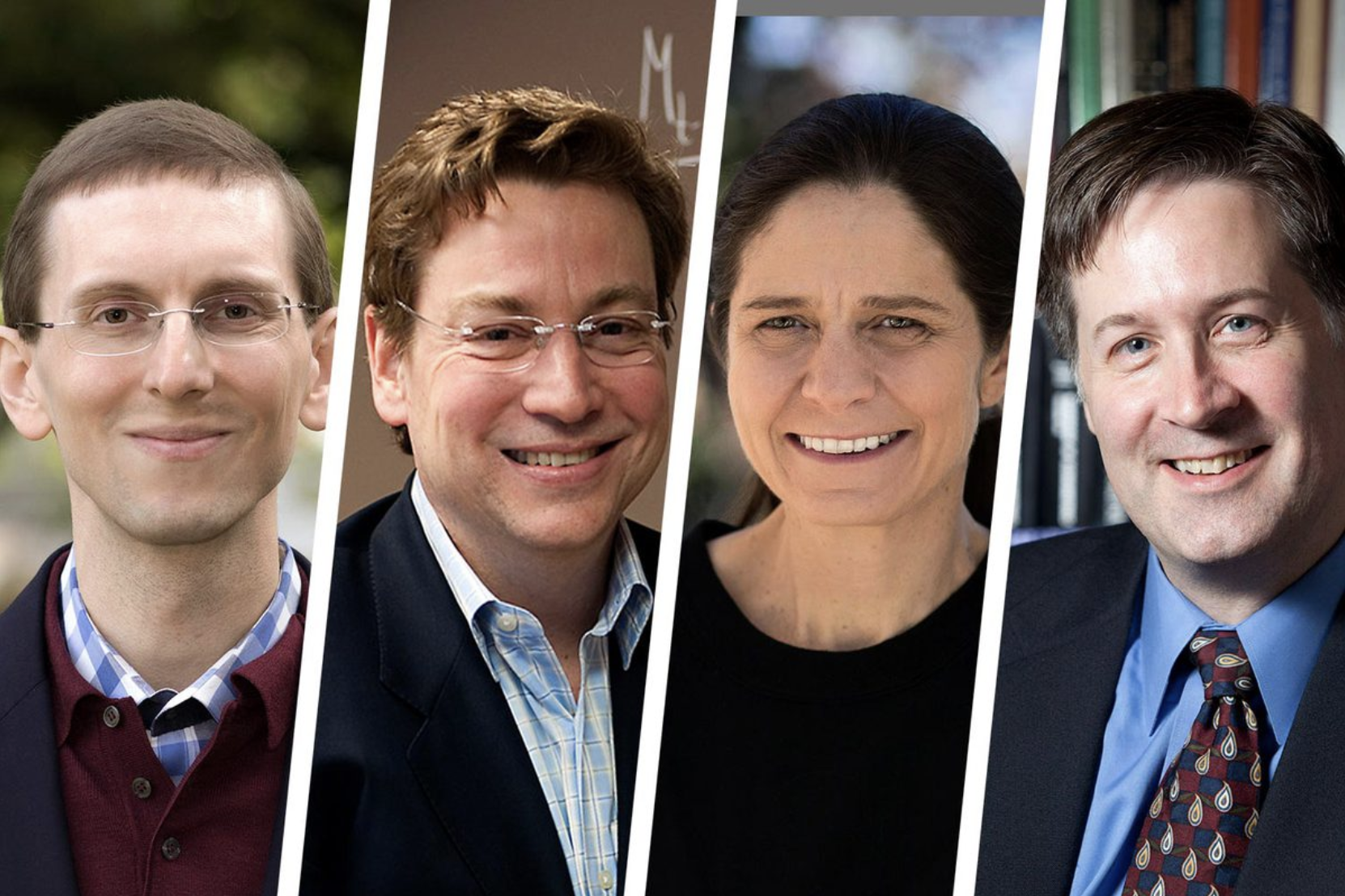 UVA economists Anton Korinek, Eric Leeper, Sarah Turner and David Bradford discussed the health and economic implications of COVID-19 in a virtual forum last week.